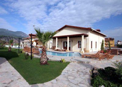 Villa Dalyan Diamond Front 2