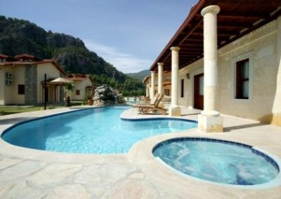 Villa Dalyan Diamond Pool