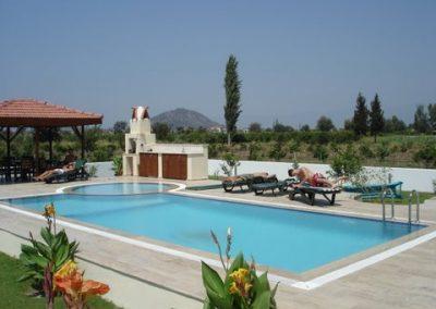 Villa Meliha Pool